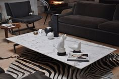Diesis Marble Coffee Table by Antonio Citterio for B&B Italia image 6