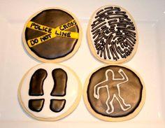 Die Detektive brauchen auf der nächsten Mottoparty auch etwas Leckeres zu essen. Diese Idee hat finden wir ganz besonders süß! Vielen Dank dafür! Dein blog.balloonas.com #kindergeburtstag #balloonas #motto #mottoparty #detektiv #essen #kuchen #lecker #schnüffler