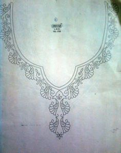 Creative Patterns: Neck Designs