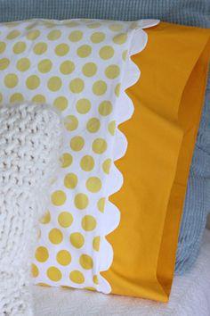 One Million Pillowcase Challenge | My Scallop Band Pillowcase
