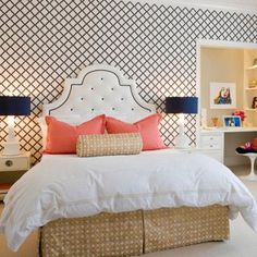 OKL white bedding inspiration