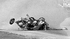 Horrific Funny Car crash 2 of 3
