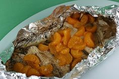 A Year of Slow Cooking: Orange Honey Tilapia Slow Cooker Recipe | 'The Verdict':  Everyone loved it!