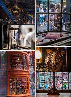 Universal Studios, FL, Diagon Alley | You Got Lucky Photography | Travel Photography