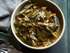 Stewed Collard Greens Recipe : Food Network Kitchen : Food Network