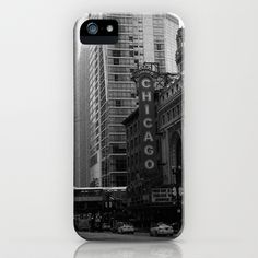 Chicago, IL iPhone  iPod Case by Dan Howard - $35.00 Chicago, Second City, Black and White Photography from Dan Howard. Chicago Theatre on State Street. Black and White Caffenol. Develop Coffee at Home. Self-representing Artist. Society 6 Artist. Buy online. Free Delivery. Etsy type gifts. Cool gifts for men. Gifts for guys, Gifts for men and gifts for artists.