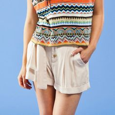 Dulce Shorts Pearl now featured on Fab.