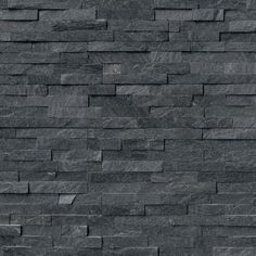 Black quartzite ledgestone veneer panels, stacked stone are application for wall cladding, also be named as crystal black ledgestone quartz wall cladding. Ledger Stone Fireplace, Stacked Stone Fireplaces, Stone Cladding Texture, Stone Texture, Stacked Stone Panels, Veneer Panels, Paving Stones, River Stones, Beach Stones