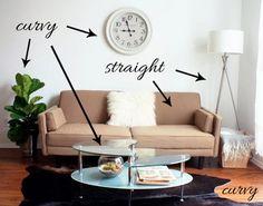 Creating a Balanced and Stylish Space ~ BELLA magazine