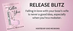 Ebook Indulgence : The Killer In You - Dakota Madison - Release Blitz...