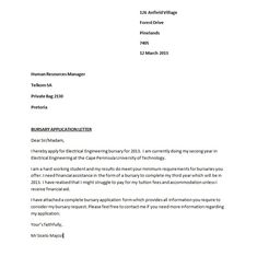 Librarian Application Letter  This Is A Sample Job Application