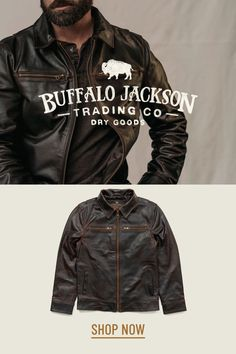 This vintage style brown leather jacket gives any outfit a classic rugged aesthetic. Keep it classy and casual — the more you wear this flight / aviator / moto jacket, the better it looks and feels. Great gift for men! Leather Flight Jacket, Leather Jackets, Moto Jacket, Motorcycle Jacket, Great Gifts For Men, Young Ones, Classic Man, Vintage Fashion, Vintage Style