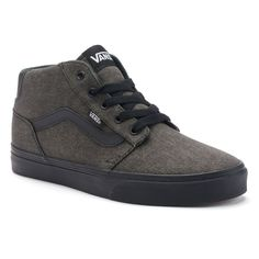 89f41590a7 Vans Chapman Mid Men s Washed Skate Shoes