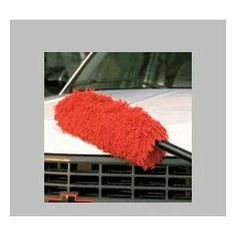 The Original California Super Duster features a huge mop head to easily clean the dirt from your car.
