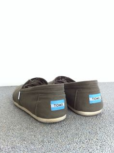 TOMS Classics | One For One Movement