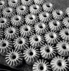 Peter Keetman was a German photographer who took photographs in the mid 1900s. Most of his close ups feature car parts and vehicles or things made out of metal. I like how he useda variety of...