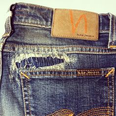 Nudie Jeans replica available in store and online