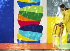 Marimekko- The art of color blocking.