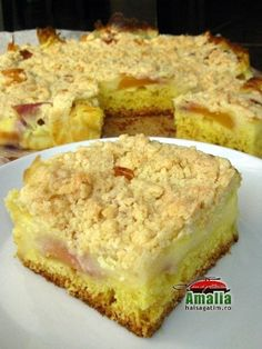 Prajitura-0 Sweets Recipes, Cake Recipes, Sweet Memories, French Toast, Deserts, Homemade, Cooking, Breakfast, Food Cakes