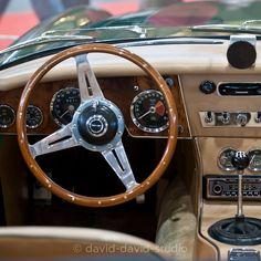 Austin Healey 3000 MKIII.BJ8