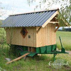 Hühnerstall DIY
