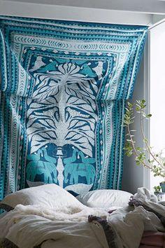Plum & Bow Della Tree Of Life Tapestry