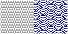 Dwell Beautiful explores 3 different and unique pattern combos and explains why they 'work!' Get some tips on mixing patterns and incorporating them into your home decor!