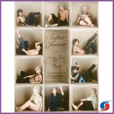 SUPERJUNIOR (スーパージュニア) - 正規6集アルバム [Sexy, Free & Single] (Type B)【楽天市場】