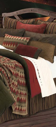 Wilderness Rustic Bedding Collection