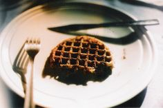 film, sooc gluten-free vegan waffle with cinnamon on top, mmm +1 in comments  tumblr | photo diary | outtakes flickr   . awsome i love it PLEASE FEEL FREE TO VISITE AND LIKE THIS PAGE FOR MORE RECIPES : https://www.facebook.com/Mediterraneanfoodrecipes
