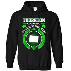 cool Thornton - My story begins  Check more at https://9tshirts.net/thornton-my-story-begins/
