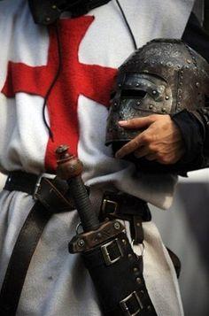 No combate de Montgisard, do rei Balduíno IV contra Saladino, os templários tiveram uma importante participação na vitória dos francos.