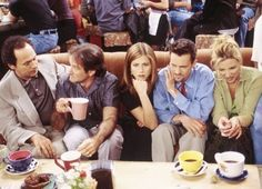 Friends - Guest Stars; Billy Crystal & Robin Wiiliams