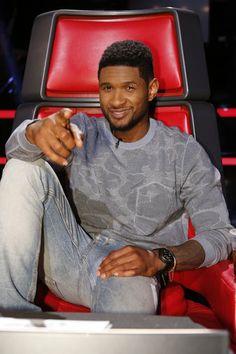 Usher | #VoiceFinale