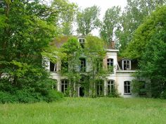Abandoned orphanage in the woods, Belgium. - Imgur