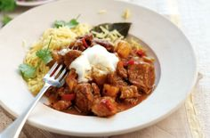 Slow-cooked pork and pineapple curry recipe - goodtoknow
