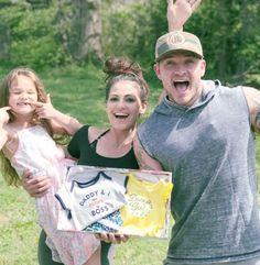 Caleb Reynolds wife pregnant