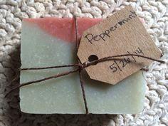 Soap - Peppermint Bar