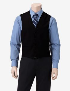 Arrow Solid Color Dress Vest - Gifts for Him | Stage Stores