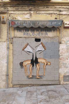 Dadi Dreucol . FLIK FLAK (Málaga) Nov. 2014
