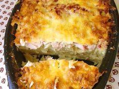 My Recipes, Favorite Recipes, Cauliflower Pizza, Hungarian Recipes, Lasagna, Quiche, Macaroni And Cheese, Casserole, Bacon