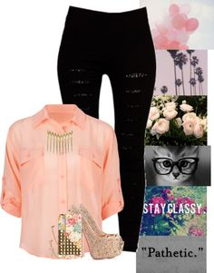 """"""":)"""" by swaggah ❤ liked on Polyvore"""