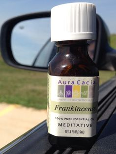 """This #calmcommute mantra is good to use anytime: """"Stay Present."""" Use frankincense essential oil in your diffuser to give this #mantra a boost. #essentialoils"""