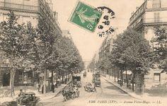 Paris / Blvd Victor Hugo
