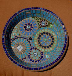 secret hill mosaics