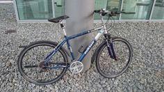 Verkaufe ein gutes aber gebrauchtes Herren Fahrrad,  ich glaube ein Schlauch muss gewechselt der...,Herren Fahrrad Größe M - 28 Zoll? in München - Schwanthalerhöhe