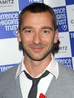 Charlie Condou is gay and a dad. That's pretty cool in our book.
