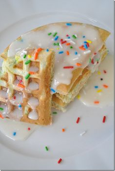 Birthday wishes and waffles | Miss Jenny's House of Sass