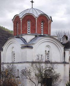 chiesa dei Santi Gioacchino e Anna. (Chiesa del re). Costruito nel 1314 da re Milutin Dubrovnik, Notre Dame, Anna, Building, Travel, Western World, Viajes, Buildings, Destinations