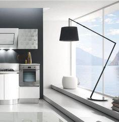 Põrandavalgusti Fly, Reguleeritava varrepikkusega põrandavalgusti. Koduvalgustid, Disainvalgustid, Kodu põrandavalgustid, Disain põrandavalgustid. Karman
